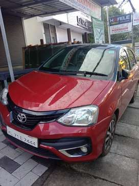 Toyota Etios Liva 2018 Diesel 350000 Km Driven, Well maintained