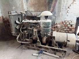 Two Diesel Generators in Excellent Condition