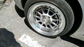 jual velg ring 16 hsr celong