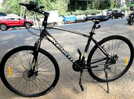 HYBRID ALLOY FRAME Bajaj EMI 21 gears cycle brand new sale ( new )