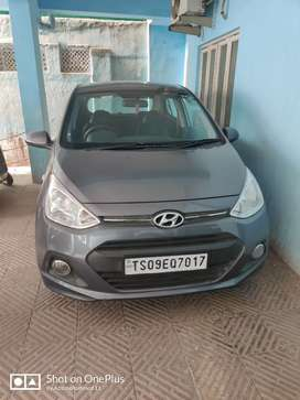 Hyundai Grand i10 2016 Diesel 77000 Km Driven