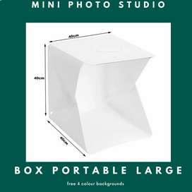 Mini Studio Photo Box Large