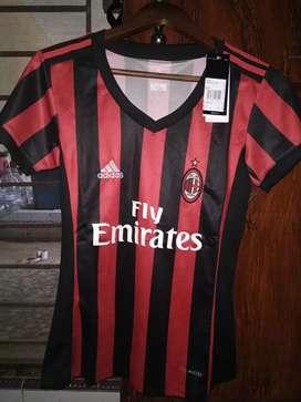 Jersey AC Milan Ladies Season 2017/2018