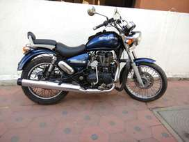 Thunderbird 350cc single owner