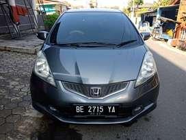 Honda Jazz RS Matic Tahun 2011 Plat BE KODYA Super Istimewa