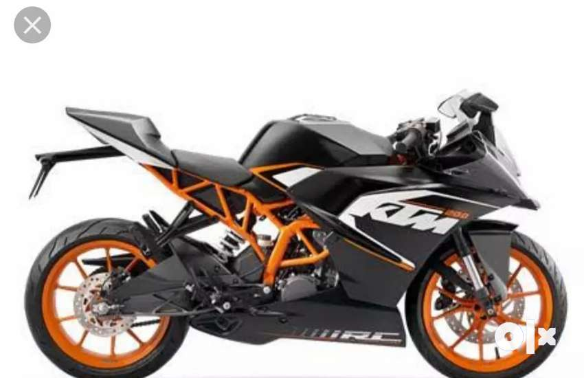 Ktm rc 390 bike all parts   sell to 0