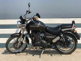 2016 thunderbird500 (scratchless) all genuine & brand new in condition