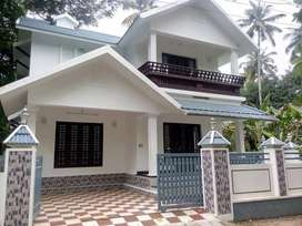 A NEW 3BHK 1600SQ FT 4CENTS HOUSE IN OLLUR,THRISSUR