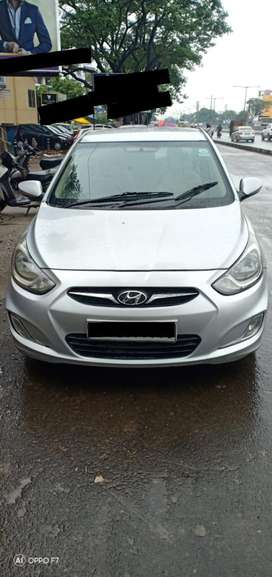 Hyundai Fluidic Verna 1.6 CRDi SX AT, 2011, Diesel