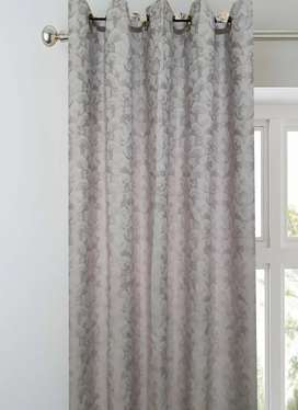 CURTAINS,LINING,DUST PROOF SIZE OF ONE PANEL 66×90 INCHES