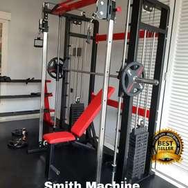 SMITH MACHINE MULTIFUNGSI