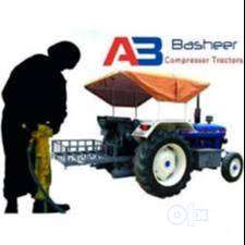 Breaker Men - Work on ELectric / CompreJockey ( Able to drive tractor) 0