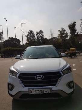 Hyundai Creta 1.6 SX Automatic, 2020, Diesel