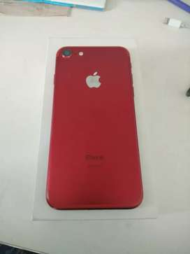 iPhone 7 32GB, Product Red. Mint condition.