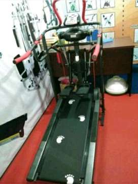 Id total//treadmill manual 6 in 1 baru
