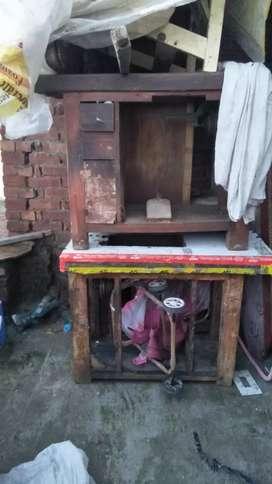 5 counter  embrodiary     machine  dey