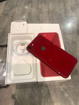 iphone 8 available with bill box and 1 year warranty all accessories a