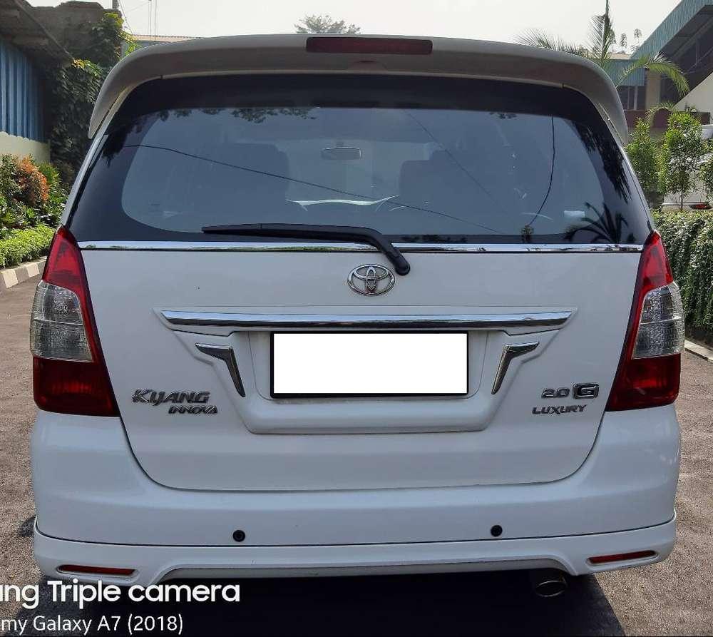 Toyota Alphard 2.4G Ciomas 465 Juta #19