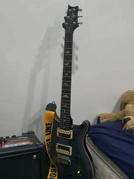 PRS Custom24 (Blue Whale) Great Condition, negotiable!
