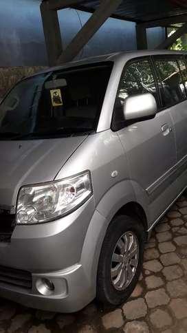 Suzuki APV Gx Silver 2012 siap pakai