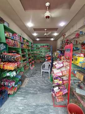 Running grocery store for sale