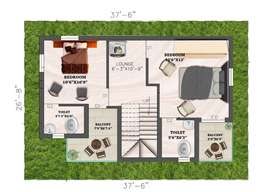 Rich in Quality - New 2BHK Approved Villas for Sale