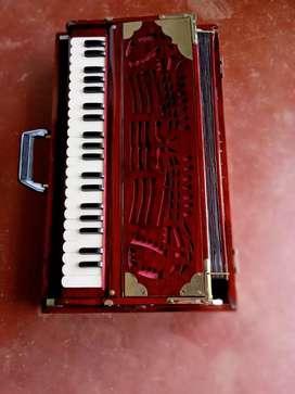 2 line suitcase harmonium .