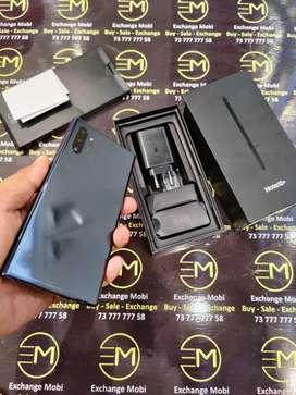 Note 10 Plus - 256gb - Black - All Accessories - Care Warranty