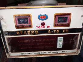 Automatic voltage stabilizer stabro A-70 2R