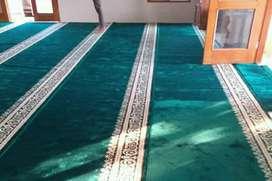 Sedia Karpet masjid Grand premium pasang Pati