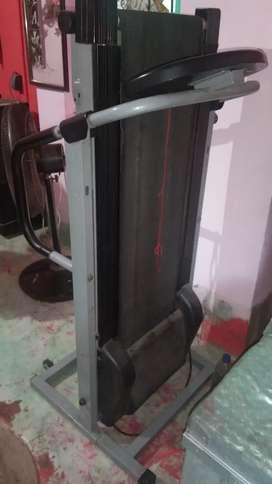 Trade mil workout machine