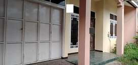 Rumah 1.5 Lantai siap huni akses jalan 2 mobil dekat ke jalan raya BKR