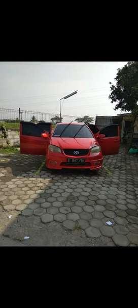 Dijual mobil toyota vios limo tahun 2005 harga 45.000.000