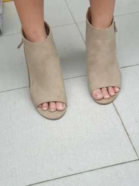 Sepatu Brash - Khaki
