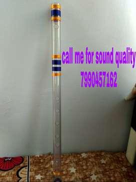 A scale acrylic Flute