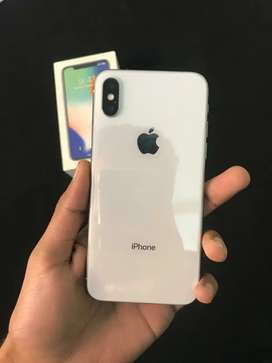 iPhone X 64gb PTA Approved 100% Original Stock(Brand New Condition)
