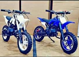 Kids(5 to 12 yrs)50cc 2 Stroke Dirt Bikes