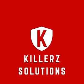 Killerz Solutions hiring delivery boyz in bidar