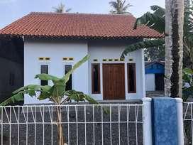 Rumah disewakan dekat Bandara baru YIA