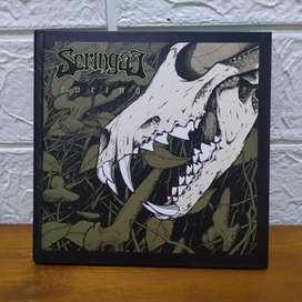CD Seringai Deluxe Edition - Taring