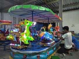 Odong odong kereta mini panggung coaster RAA