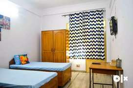 3bhk house is available for lease