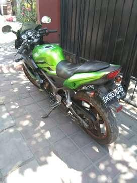 Ninja RR 2015 bekas kredit Bali Dharma motor