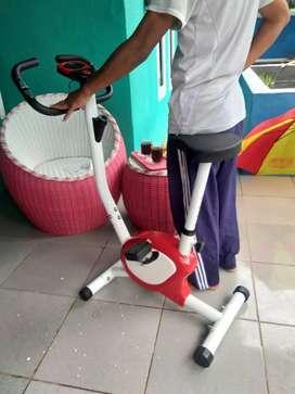 Sepeda statis dinamis Total fit