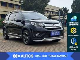 [OLX Autos] Honda BRV 1.5  Prestige A/T 2017 Hitam