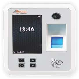 Model: j100d biometric attendance machine box pack