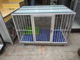 Promo Kandang Kucing Aluminium 75x55x70 cm