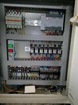 Menerima pemasangan dan jual panel lift cargo