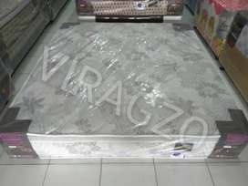 Promo Akhir Tahun Matras Kangaroo Eclass Putih 180x200 Garansi Per 15T
