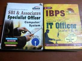 Almost unused Banking (Specialist officer) books for sale (Total 2)